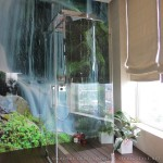 Душевые из стекла в Перми