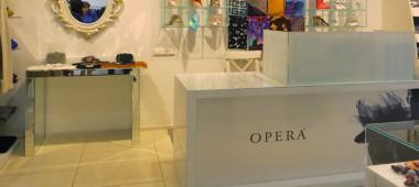 Интерьер для бутика Opera